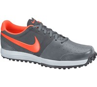 Nike Mens Lunar Mount Royal Golf Shoes 2014 (Cool Grey/Crimson)