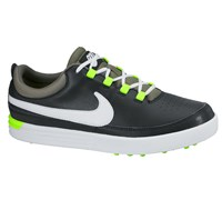 Nike Junior VT Golf Shoes (Black/White/Green)