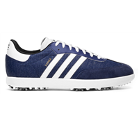 Adidas Mens Samba Golf Shoes 2013 (Dark Blue)