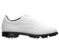 Adidas Mens AdiCore Z Traxion Golf Shoes (White/White)