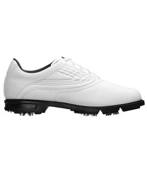Adidas AdiCore Z Traxion Golf Shoes (White/White)