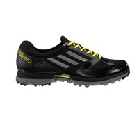Adidas Mens AdiZero Sport Traxion Golf Shoes 2013 (Black)