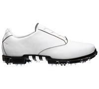 Adidas Mens AdiPure Motion Golf Shoes 2013 (White/White/Black)
