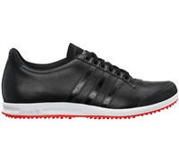 Adidas Ladies Adicross Street Shoes (Black/White/Red)