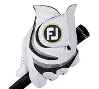 FootJoy Mens SciFlex Tour Golf Glove (White)