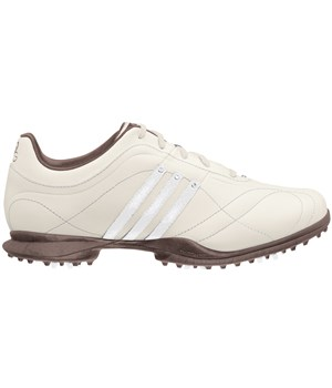 Adidas Ladies Signature Natalie 2.0 Shoes (Cream/White) 2012