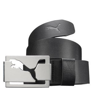 Puma High Shine Fitted Belt