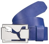 Puma High Shine Fitted Belt (Surf The Web)