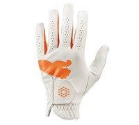 Puma Golf Mens All Weather Synthetic Gloves 2013 (Vibrant Orange)