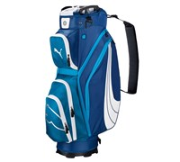 Puma Golf FormStripe 2.0 Cart Bag (Blue Aster)