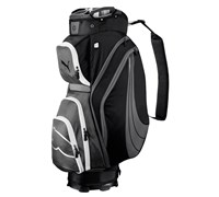 Puma Golf FormStripe 2.0 Cart Bag (Black/Castlerock)