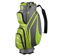 Puma Golf FormStripe 2.0 Cart Bag (Warm Grey/Lime)