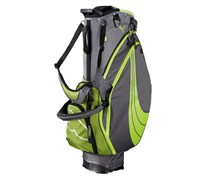 Puma Golf FormStripe 2.0 Stand Bag (Warm Grey/Lime)