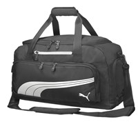 Puma Golf Formation 2.0 Duffel Bag (Black/White)