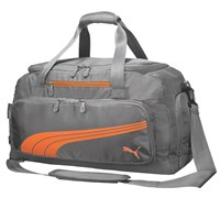Puma Golf Formation 2.0 Duffel Bag (CastleRock/Orange)