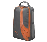 Puma Golf Formation 2.0 Shoe Bag (CastleRock/Orange)