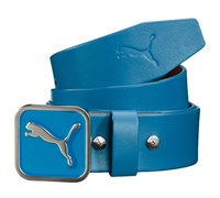 Puma Golf Square Fitted Belt 2014 (Blue)