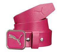 Puma Golf Square Fitted Belt 2014 (Pink)