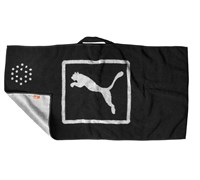 Puma Golf Players Golf Towel 2014 (Black)