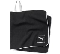 Puma Golf Microfiber Players Golf Towel 2014 (Black)
