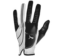 Puma Golf Mens Formation Performance Leather Gloves 2014 (Black)