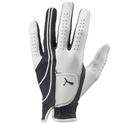 Puma Golf Mens Formation Performance Leather Gloves 2014 (Black/White)