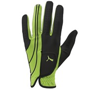 Puma Golf Mens Formation Performance Leather Gloves 2014 (Lime)