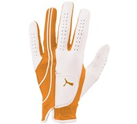 Puma Golf Mens Formation Performance Leather Gloves 2014 (Orange)