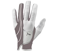 Puma Golf Mens Formation Performance Leather Gloves 2014 (White)
