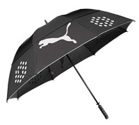 Puma Golf Storm Performance Double Canopy Umbrella 2014 (Black)