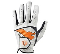 Puma Golf Mens All Weather Sport Gloves 2014 (Orange)