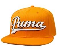 Puma Golf Script City Cool Cell Cap 2014 (Orange)
