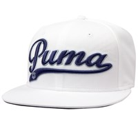 Puma Golf Script City Cool Cell Cap 2014 (Navy)