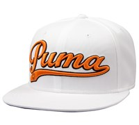 Puma Golf Script City Cool Cell Cap 2014 (White)