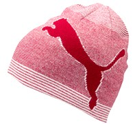 Puma Golf Reversible Beanie 2014 (New Crimson)
