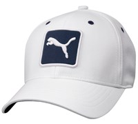 Puma Golf Pro Tour Bio Cat Patch FlexFit Cap 2014 (Navy)