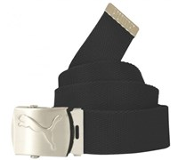 Puma Golf Spectrum Web Fitted Golf Belts 2014 (Black)