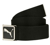 Puma Golf Cuadrado Web Belt 2014 (Black)