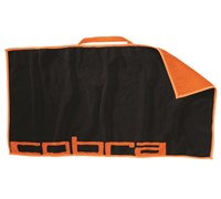 Cobra Players Towel (Black/Orange)
