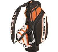 Cobra BiO Staff Golf Bag 2014 (Black/Orange)