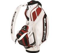 Cobra BiO Staff Golf Bag 2014 (White/Red)