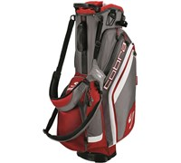 Cobra BiO Golf Stand Bag 2014 (Castlerock/Fiery Red)