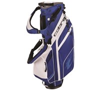 Cobra Excell Stand Bag 2014 (Blue/White)