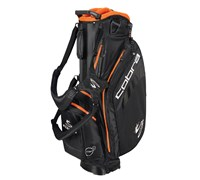 Cobra BiO Dry Stand Bag 2014 (Black/Orange)