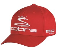 Cobra Pro Tour FlexFit Cap 2014 (Red)