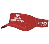 Cobra Pro Tour Visor 2014 (Red)