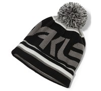 Oakley Factory Pom Pom Winter Beanie 2014 (Black)