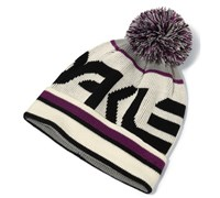 Oakley Factory Pom Pom Winter Beanie 2014 (White)