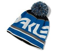 Oakley Factory Pom Pom Winter Beanie 2014 (Blue)