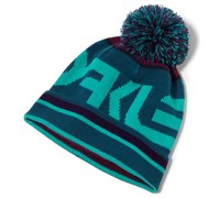 Oakley Factory Pom Pom Winter Beanie 2014 (Moroccan Blue)